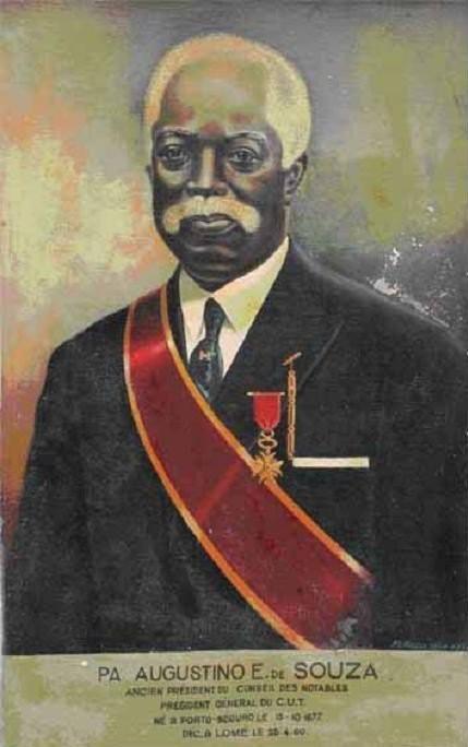 Augustino de Souza chacha